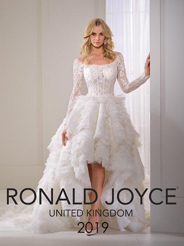 Abito Sposa 2019 Ronald Joyce