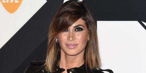 Il make up look di Melissa Satta