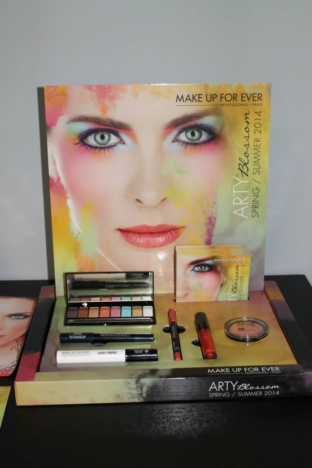 LikeMakeUp per Make Up For Ever