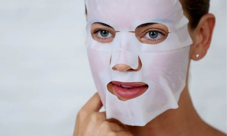 Maschera in tessuto DIZAO