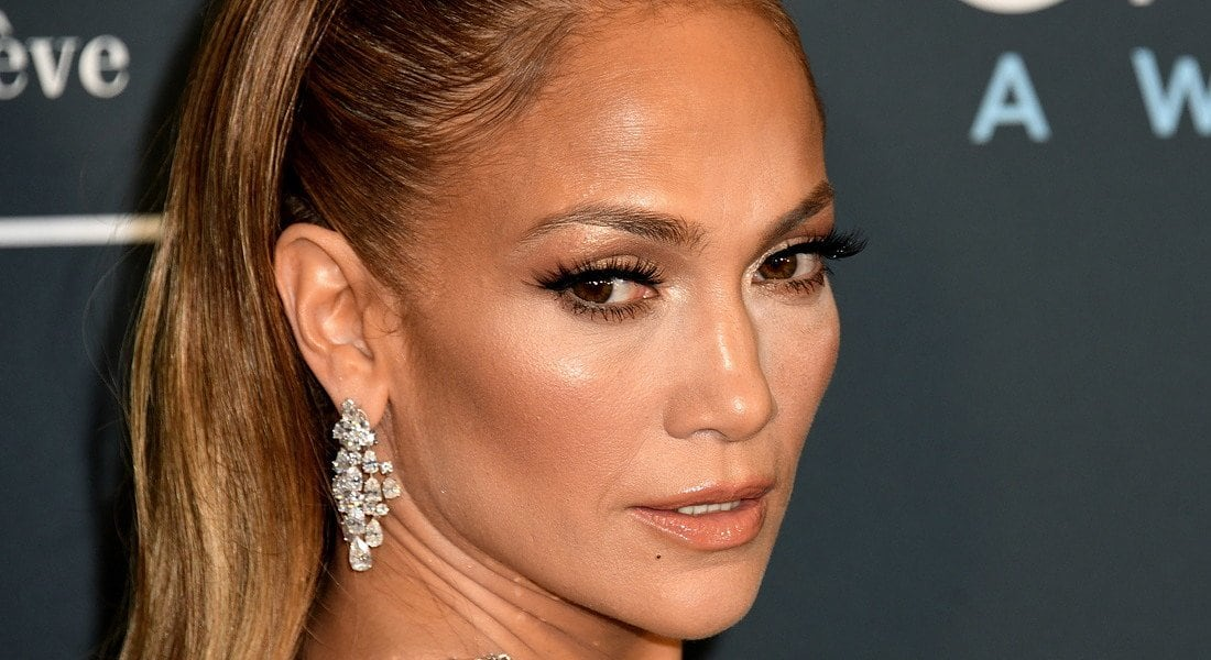 Il makeup di Jennifer Lopez